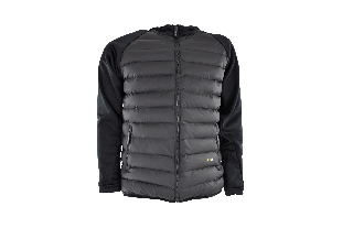 RENAULT SPORT men's padded jacket - black