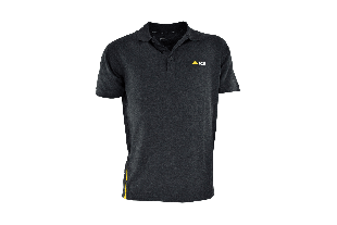 RENAULT SPORT men's polo shirt - grey