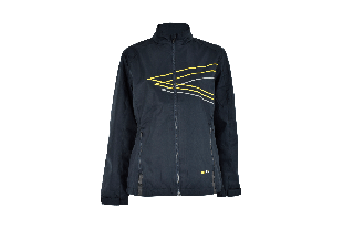RENAULT SPORT Run women's windbreaker jacket - black
