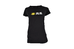 RENAULT SPORT women's t-shirt - black